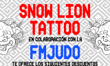 SNOW LION TATTO